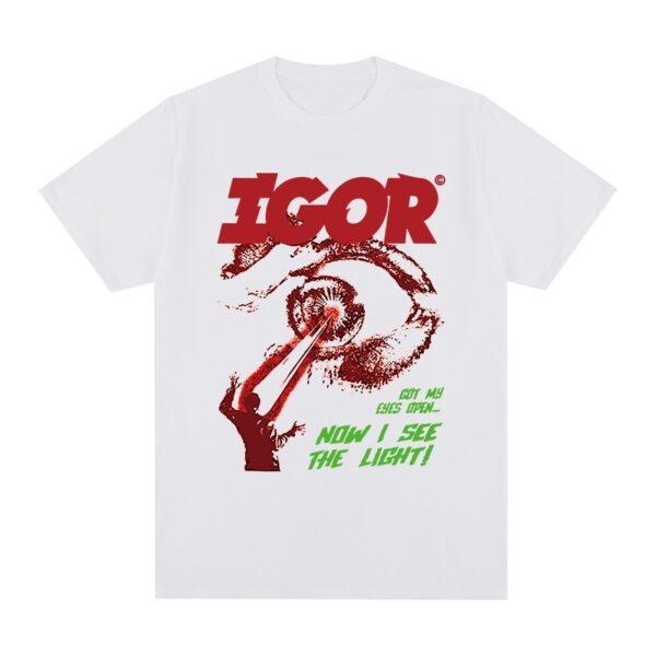 Tyler The Creator rapper hip hop music Black T-shirt Cotton Men Women's