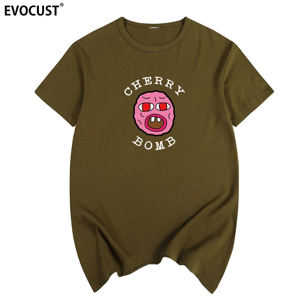 cherry bomb Golf Tyler The Creator T-shirt
