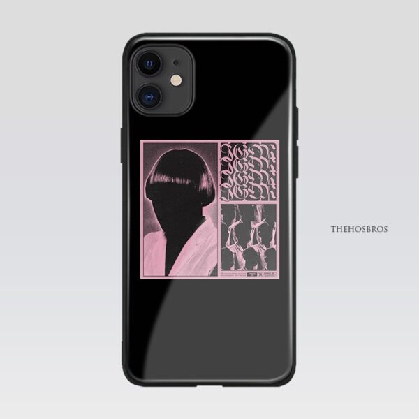 Tyler the creator Glass Silicone Phone Case Cover