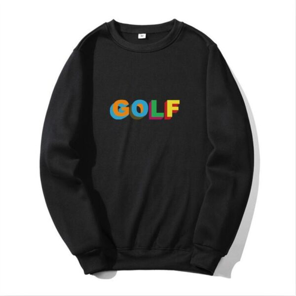 Sweatshirts Men Golf Wang Tyler The Creator Skate Harajuku Men Women