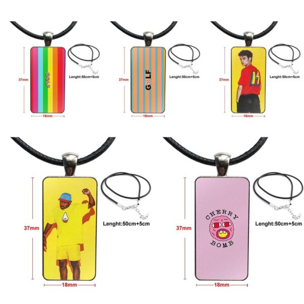 Golf Wang For Women Party Design Fashion Necklace Pendants