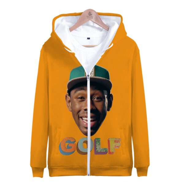 Tyler The Creator Golf Jacket Clothes Men Women