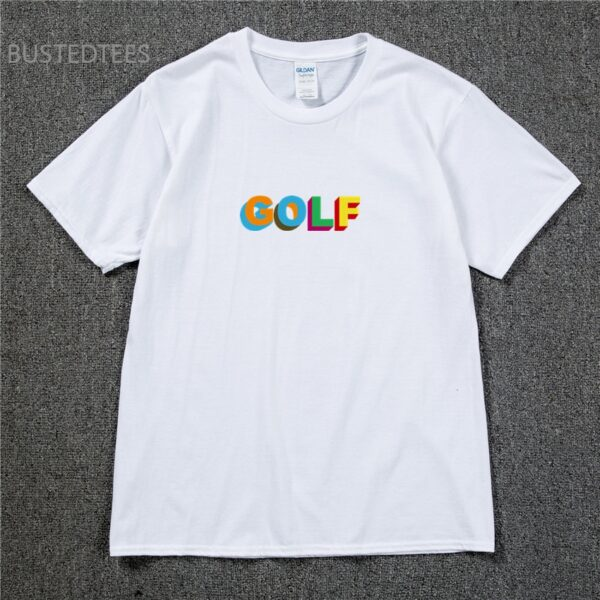 2020 New Tyler The Creator Golf Wang T-shirt men/women's