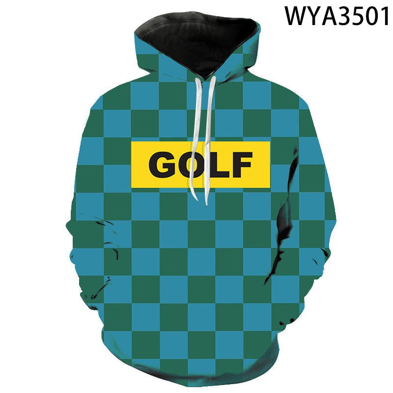 Tyler The Creator Spring And Autumn Coat Jacket