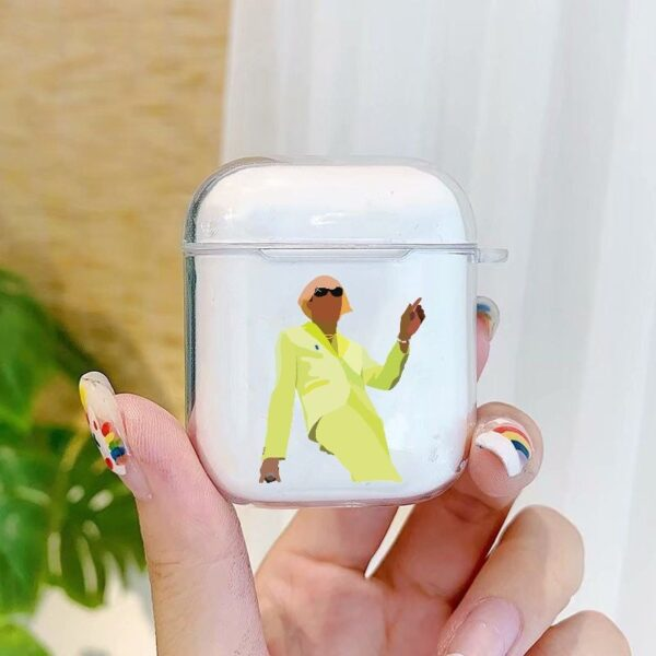 Tyler The Creator Airpod pro for Earphone Case Silicon Soft TPU Cover