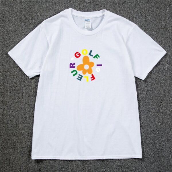 Tyler The Creator Skate T-shirt Cotton Men Womens Hip Hop