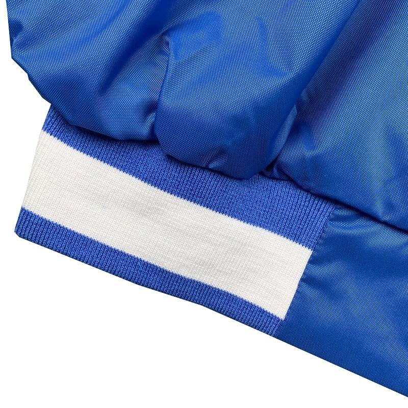 Tyler The Creator Blue Script Jackets Abstract coat Men women's