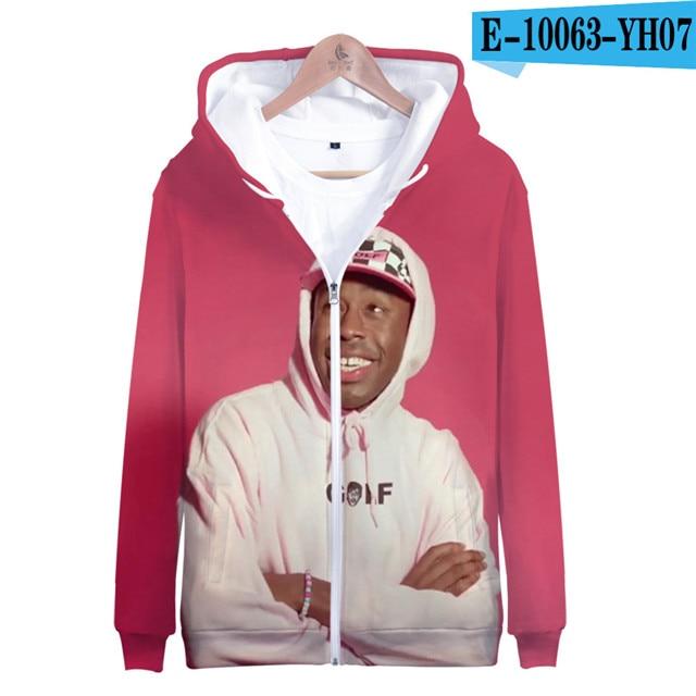 Tyler The Creator Golf Jacket Clothes Men Women
