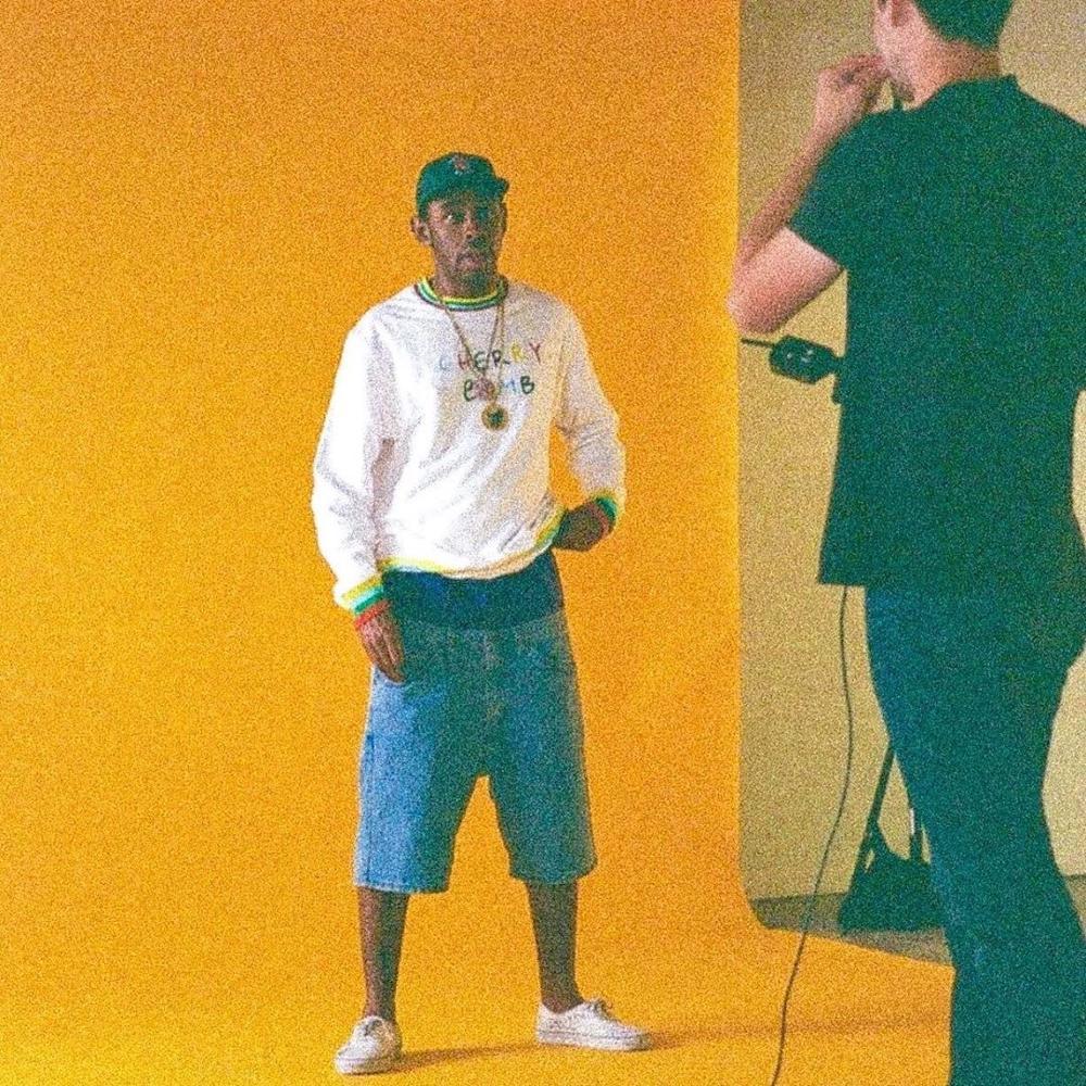 Tyler The Creator New Men/women Sweatshirts velvet Cotton Thicken Fleece 00