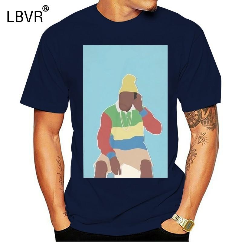 TYLER THE CREATOR Man Women's Summer Tee Shirt