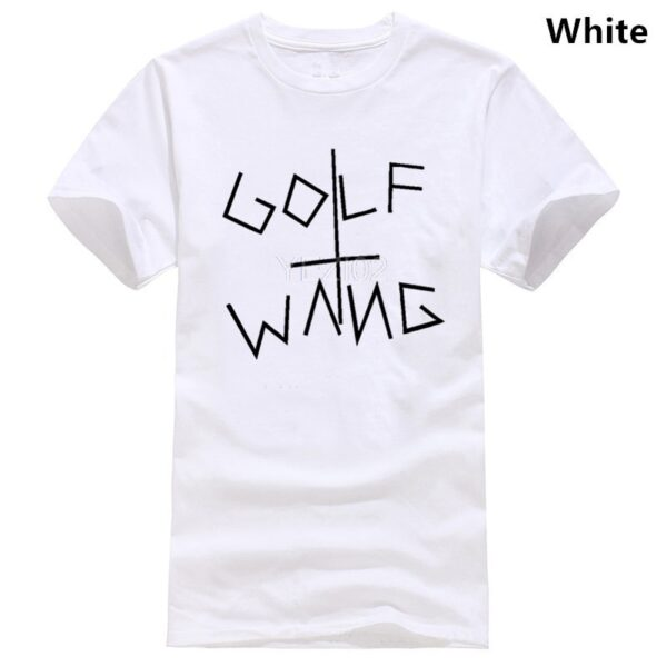 GOLF WANG T SHIRT TYLER THE CREATOR