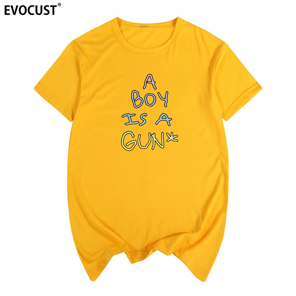 2021 Tyler The Creator Cotton Men Women's T shirt