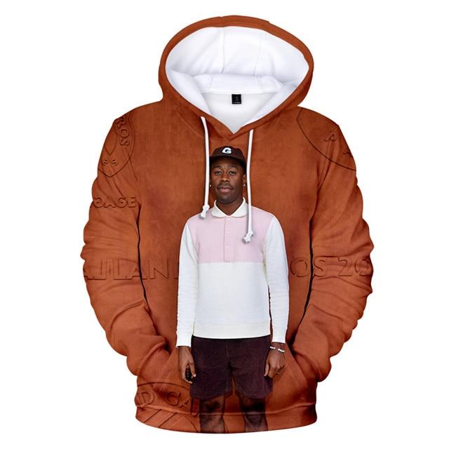 Tyler The Creator Golf Hoody Sweatshirts Jacket Clothes Men Women's
