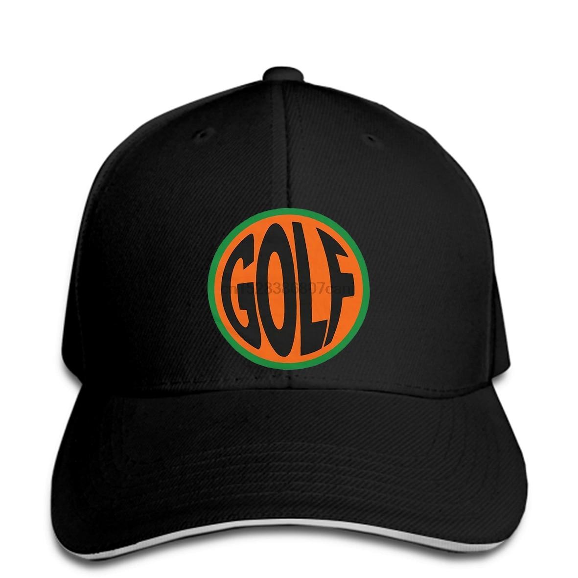 Baseball cap Hot Rare!!Vintage TOP Golf Wang Fish Eye Best sale Print hat Top Reprint