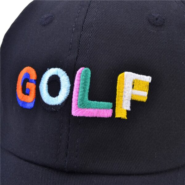 Tyler The Creator Snapback Black Dad Hat Sun Hat For Men's