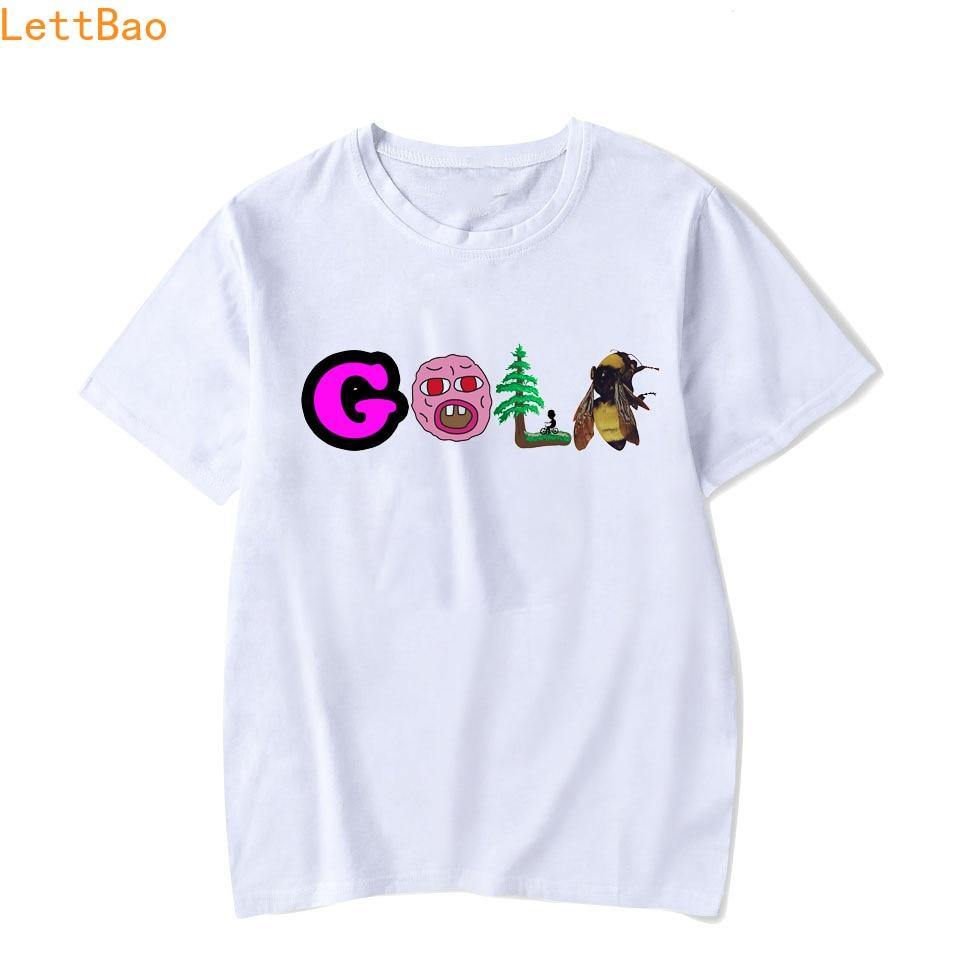 Tyler The Creator T Shirt men women's Unisex T Shirts summer 2019 animal print