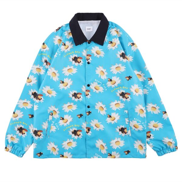 Tyler The Creator Windbreaker Trench Jackets Coat