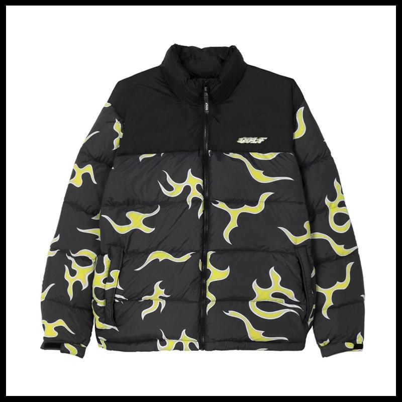 Tyler The Creator Coats Cotton warm Winter Jackets
