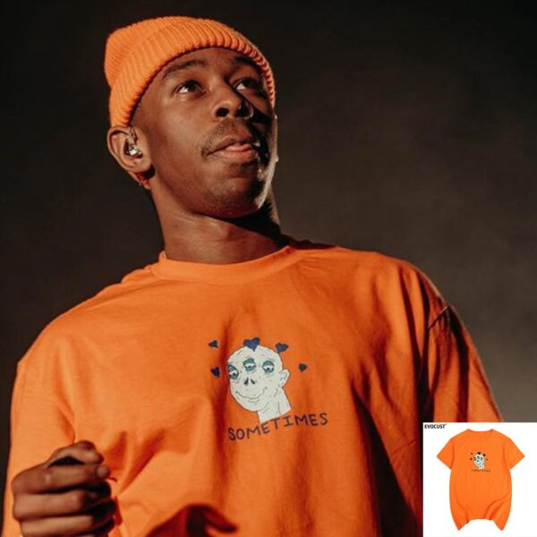 Tyler The Creator T shirts for Men Women Sometimes flower boy Golf Wang