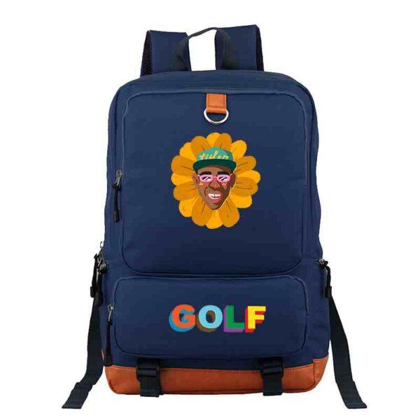 2020 New Tyler, The Creator Backpack School Bags for Teenage Boys Girls