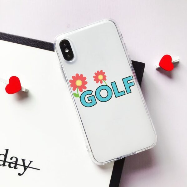 Tyler Creator Soft Silicone TPU Phone Case for IPhone 11 SE 6 6s7 8 Plus X XS XR XS SE 2 Cover