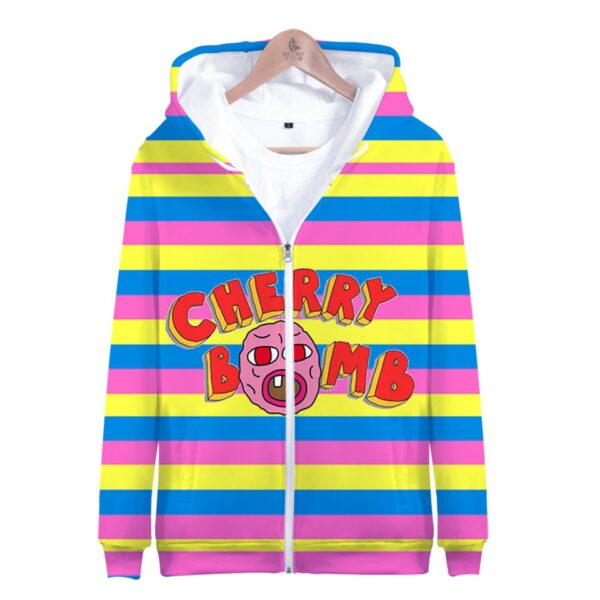Tyler The Creator Cherry Bomb Sweatshirts Hoodies