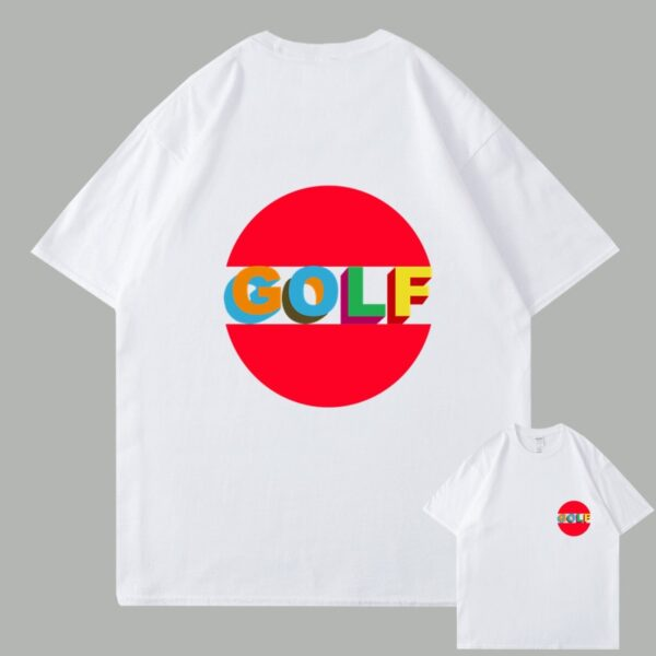 Golf Wang Cherry Bomb Tyler The Creator t-shirt