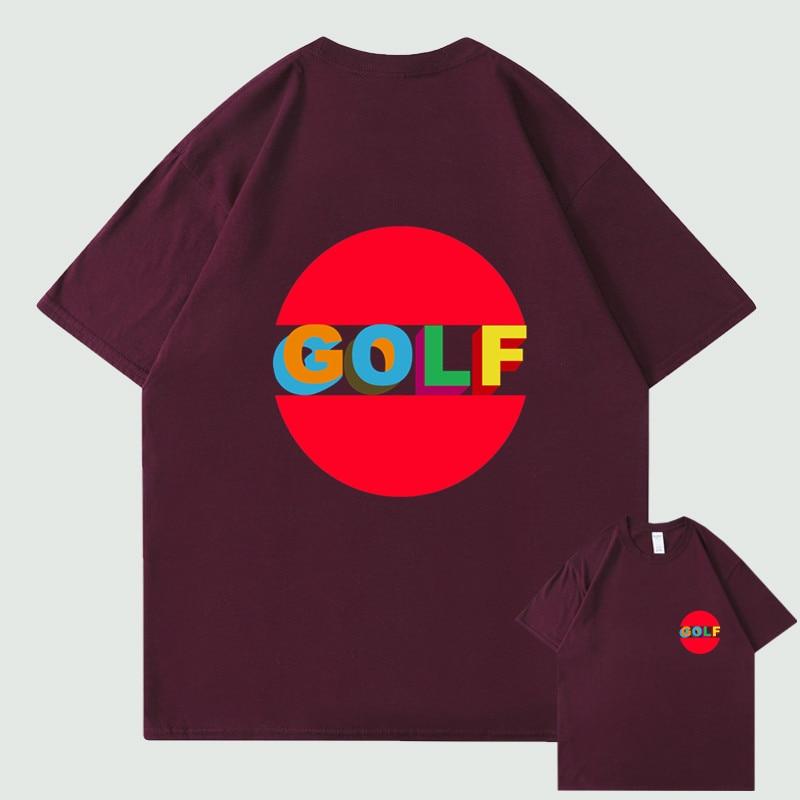 Golf Wang Cherry Bomb Tyler The Creator t-shirt