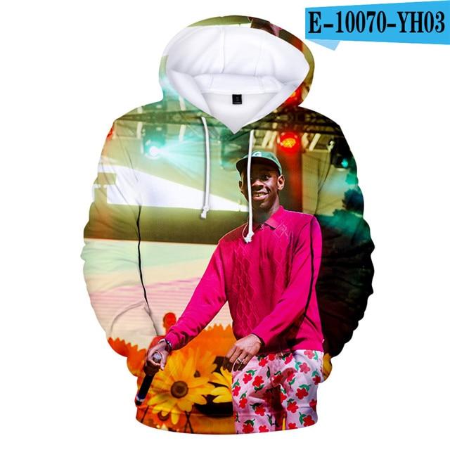 Tyler The Creator Golfed Wang Hoodies