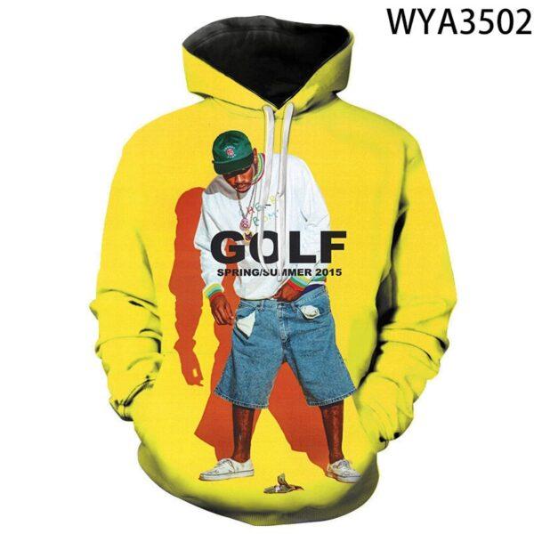 Golf Wang Tyler The Creator Sweatshirts Hoodie