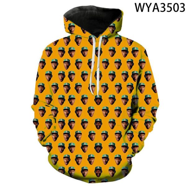 Golf Wang Tyler The Creator Sweatshirts Hoodie