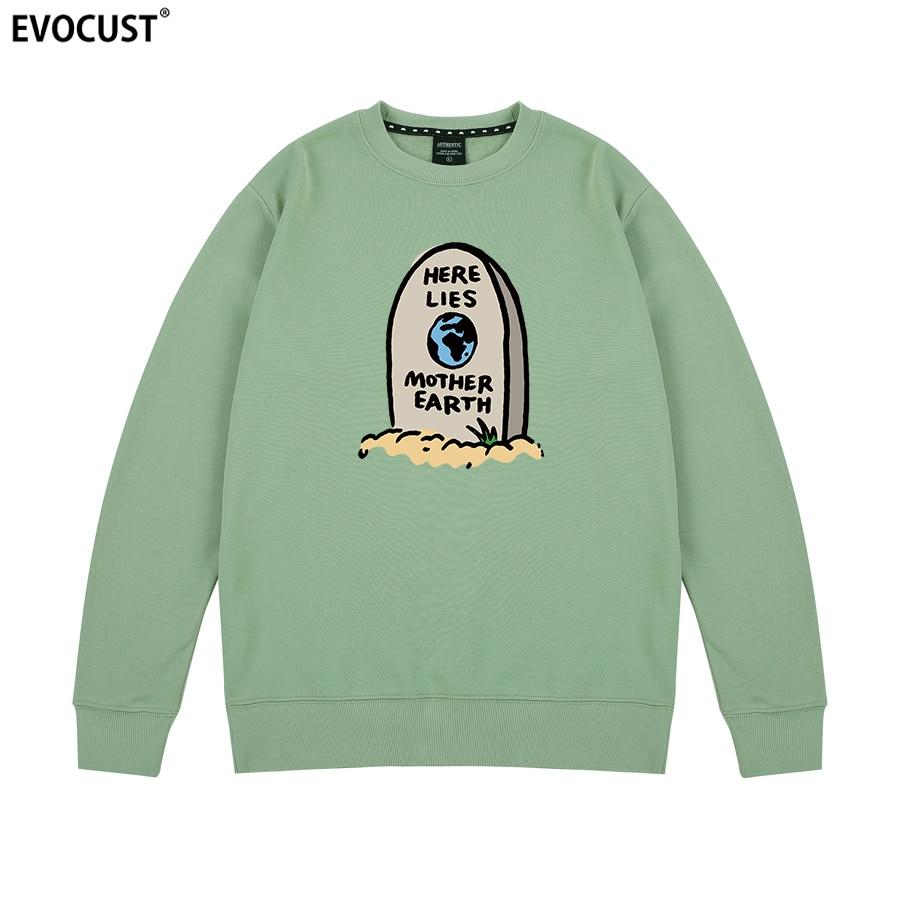 Golf Wang Here Lies Mother Earth Sweatshirts